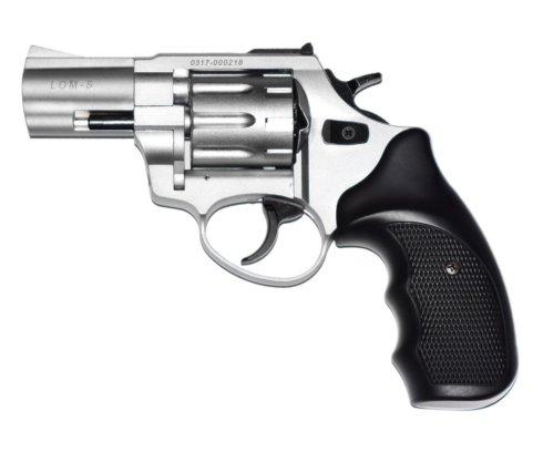 Сигнальный револьвер LOM-S к.5.6x16 (хром)