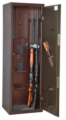 Шкаф оружейный ОШ-17