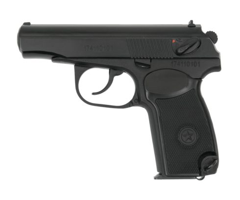 Оружие охолощенное Р-411-02 к.10ТК