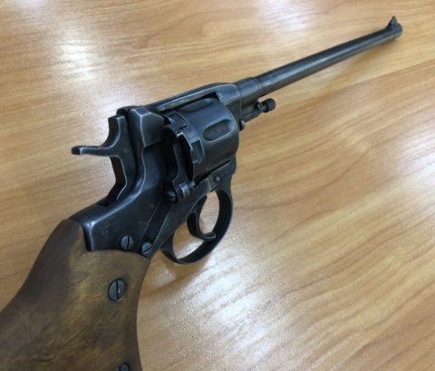 СХП Револьверный карабин обр.1941 года к.10ТК