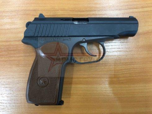 Пистолет П-М17Т к.9ммРА исп.01 (ОООП)