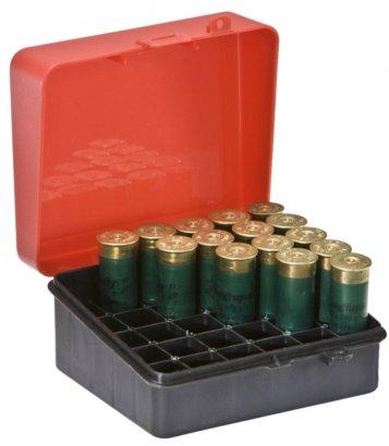 Коробка 25 патрон PLANO (k.12-16)