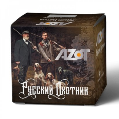 Патроны Азот 12х70 №3 Русский охотник 32 гр.  (25 шт.)
