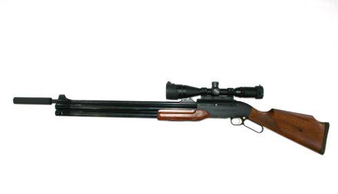 Пневматическая винтовка Career 707 Standart к.6,35мм