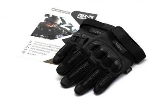 Перчатки PMX-26 TACTICAL PRO Black размер S