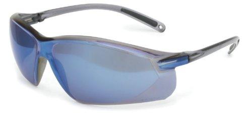 Очки Honeywell А700 синие зеркальные линзы