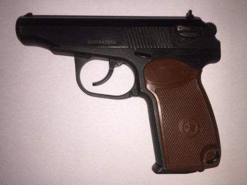 Пистолет ПМ-СХ к.10х24
